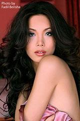 Miss Universe Japan 2007 Riyo Mori
