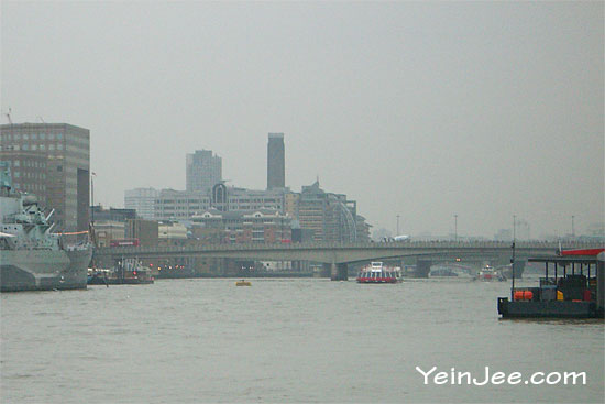 The real London Bridge, England, UK