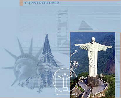 New 7 Wonders - Christ Redeemer, Brazil