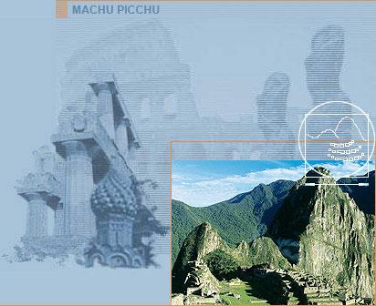 New 7 Wonders - Machu Picchu, Peru