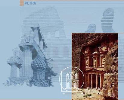 New 7 Wonders - Petra, Jordan