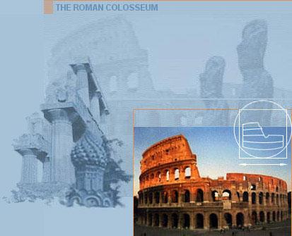 New 7 Wonders - Roman Colosseum, Italy