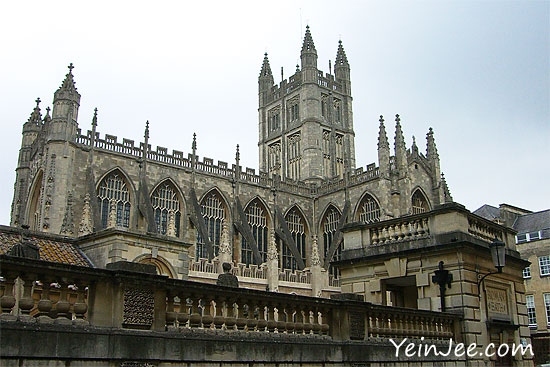 Bath Abbey, England, UK