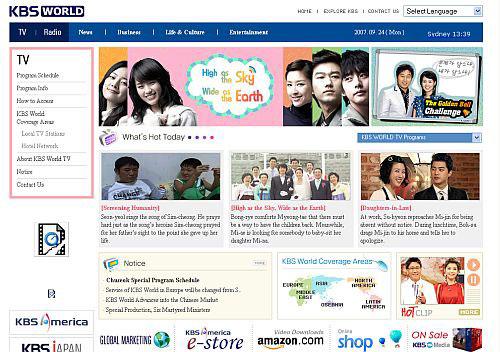 KBS World on Astro Malaysia