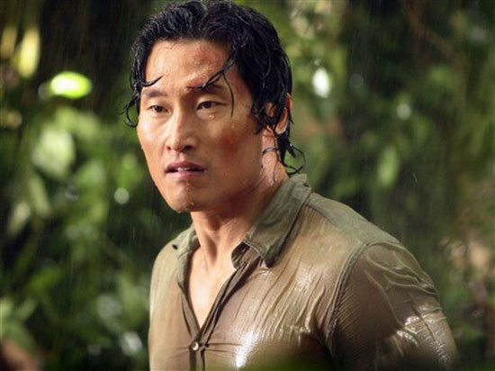 Lost actor Daniel Dae Kim