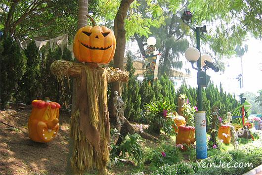 Hong Kong Ocean Park Halloween