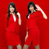AirAsia uniform