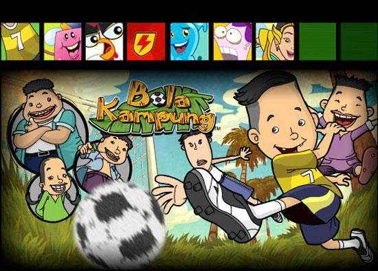 Bola Kampung Football Kids