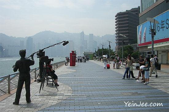 Avenue of Stars, Hong Kong