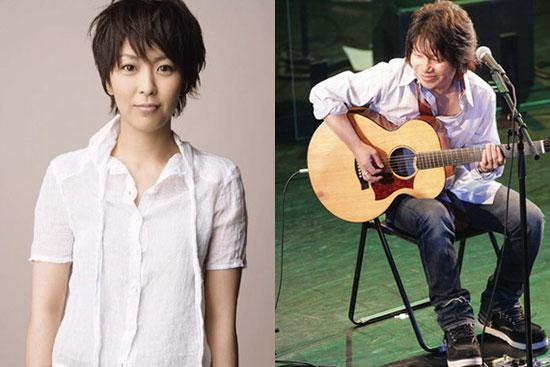 Takako Matsu and husband Yoshiyuki Sahashi