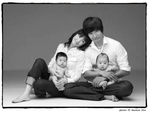 Hong Eun-hye and Yoo Joon-sang Letter From Angels