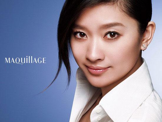 Japanese actress Ryoko Shinohara