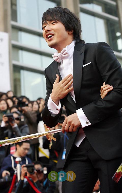Park Yong-ha 44th Baeksang Arts Award