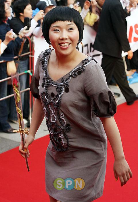Shin Bong-sun 44th Baeksang Arts Award