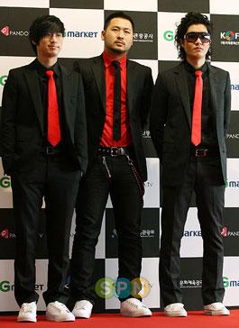Epik High at Dream Concert 2008