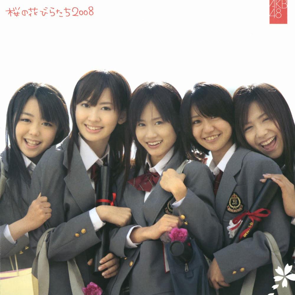 AKB48 Sakura no Hanabiratachi 2008