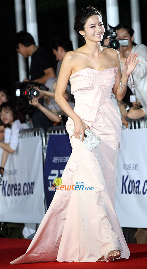 Han Chae-young Daejong Film Festival 2008