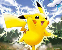 Pikachurin Pokemon Pikachu protein