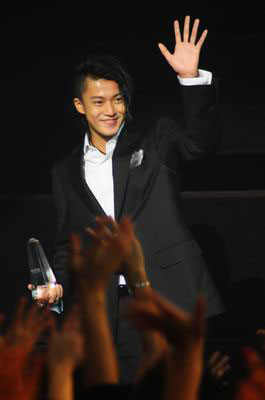 Shun Oguri MTV Japan Student Voice Awards 2008
