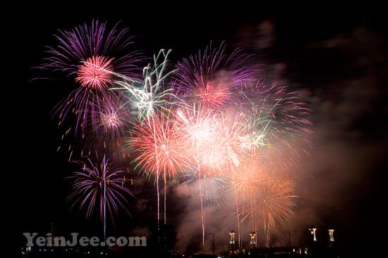 Photo of Malaysia International Fireworks Competition 2008 in Putrajaya