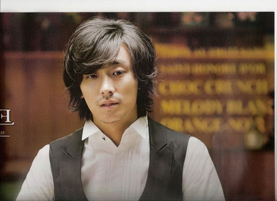 Picture of Joo Ji-hoon in Korean movie Antique