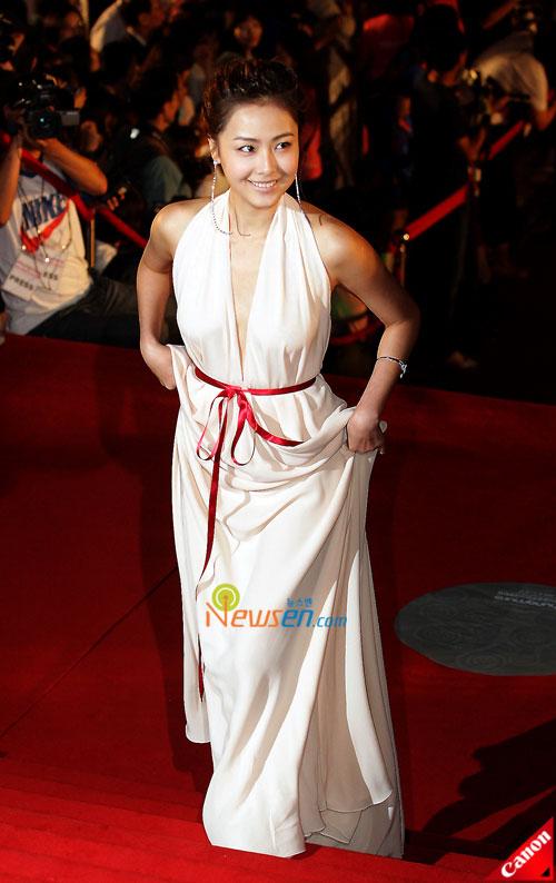picture of korean actress hong