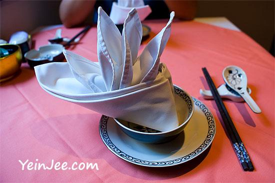 Lunch at Cay Cau restaurant in Hanoi, Vietnam