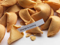 Picture of fortune cookies
