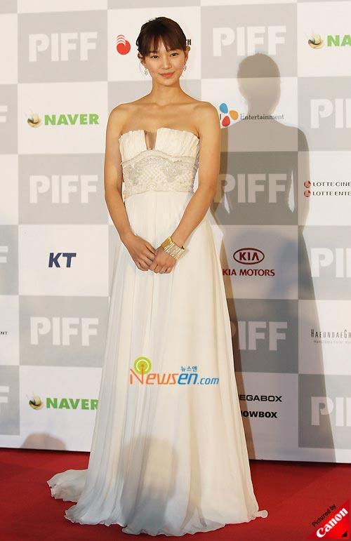 Shin Min-ah at Pusan International Film Festival 2008