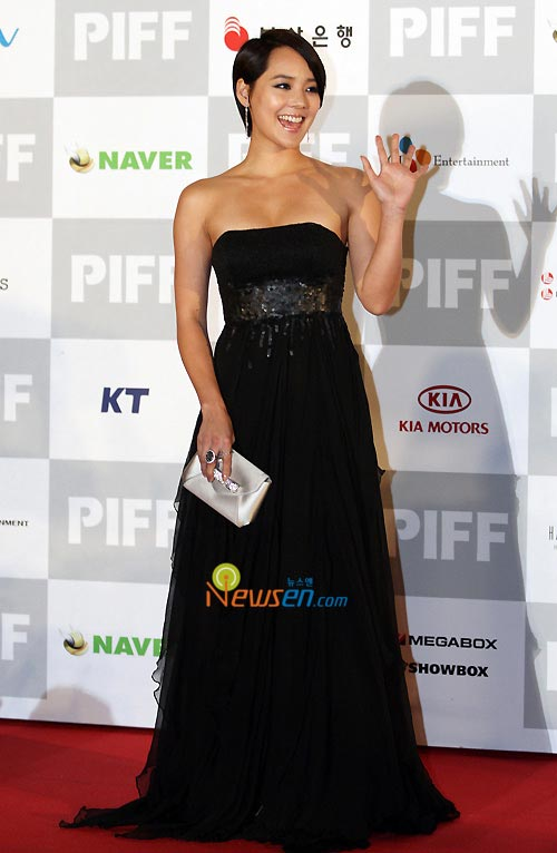 Eugene Kim at Pusan International Film Festival 2008