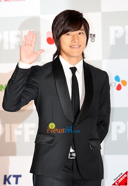 Lee Wan at Pusan International Film Festival 2008