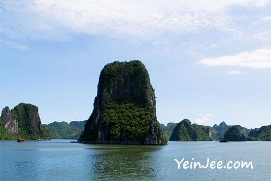 Halong Bay scenery, Vietnam