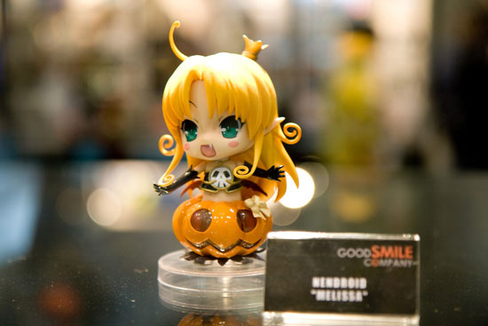 Good Smile Company nendroid at Anime Festival Asia 2008