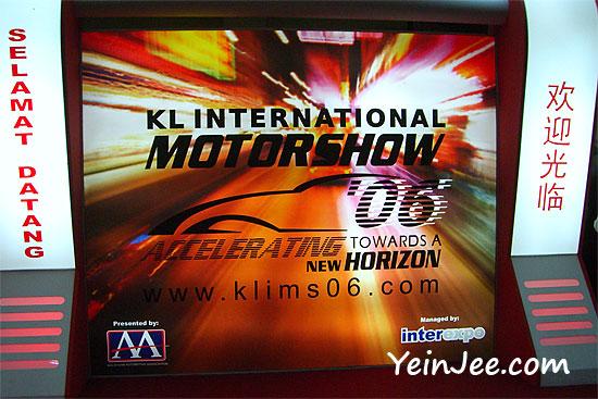 Kuala Lumpur International Motor Show 2006