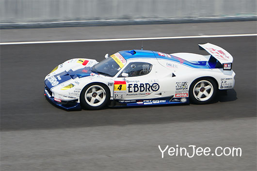Vemac RD320R at Super GT Malaysia 2008