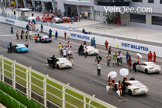 Aston Martin Asia Cup 2008 at Sepang International Circuit, Malaysia