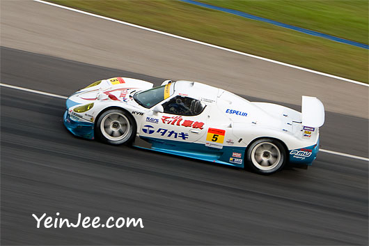 Vemac RD320  at Super GT Malaysia 2008