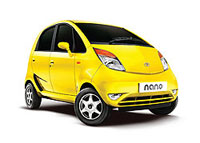 Tata Nano, cheapest car in the world