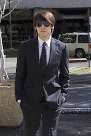 Korean pop star Rain in Hawaii for lawsuit