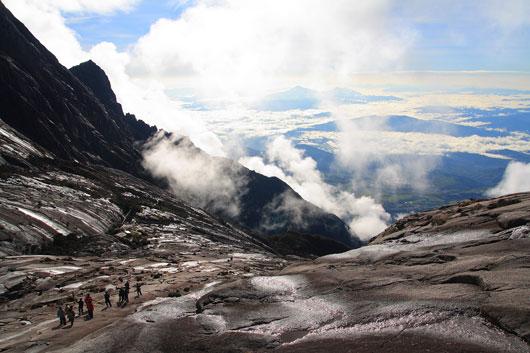 Mt Kinabalu in Sabah, Malaysia