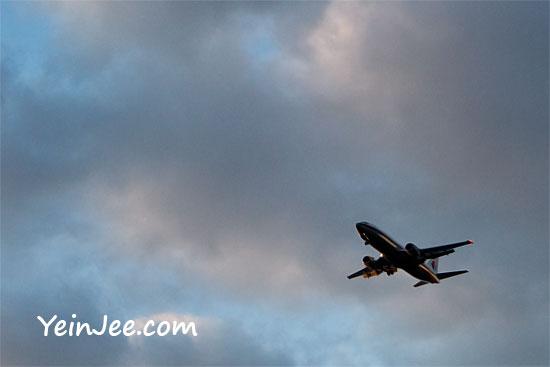MAS aeroplane in Kota Kinabalu, Sabah