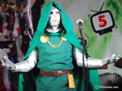 Dr Doom at Phil Cosplay Convention 2009