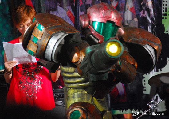 Metroid Prime at Phil Cosplay Convention 2009