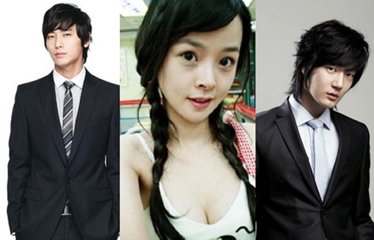 Korean celebrities in drug scandal