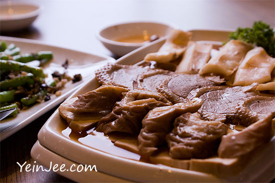 Braised dish at Chao Yen Teochew restaurant at Sunway Pyramid, Bandar Sunway