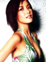 Singaporean actress Fiona Xie