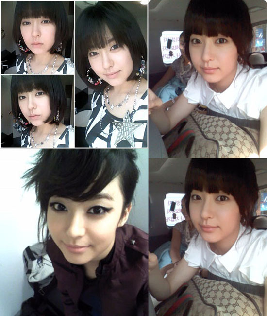 After School Korean ex member Yoo So-young