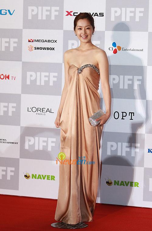 Yoo Min at Pusan International Film Festival 2009