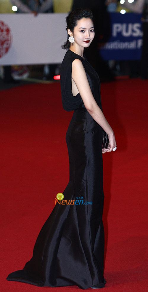 Go Joon-hee at Pusan International Film Festival 2009