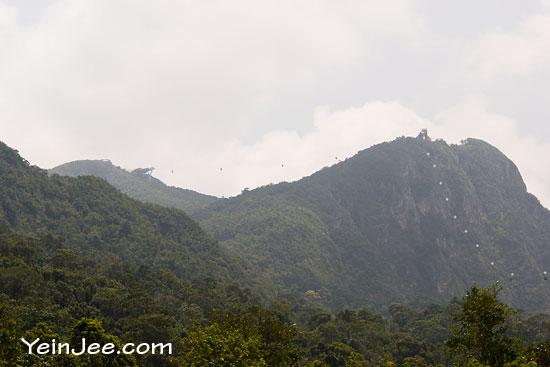 Mount Mat Cincang, Langkawi, Malaysia